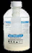 Aqua-Shaker-oK - entkalktes Wasser frei von Schwermetallspuren im Handumdrehen selbst gemacht