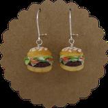 Hamburger Ohrhänger 001