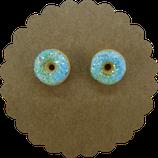 Donut Ohrstecker klein 002