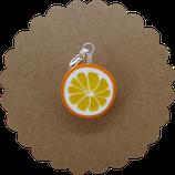 Orange Anhänger klein 001