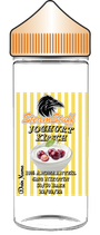 DIY Kirsch-Joghurt-Liquid
