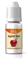 Roter Apfel Aroma
