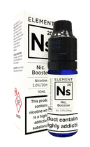 ELEMENT Nikotinsalz Ns20 Booster Basen-Shot