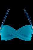 Marlies Dekkers VELVET KISS Bikini Top Ocean Blue