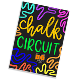 50% BANK HOLIDAY SALE Chalk Circuit FLASH CARDS