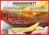 Karte Donnerstag 30. März 2017 - Premiere