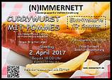 Karte Sonntag 2. April 2016 - Finale! ONLINE AUSVERKAUFT!
