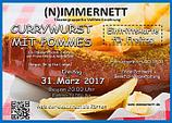 Karte Freitag 31. März 2017 - Abholung ONLINE AUSVERKAUFT!