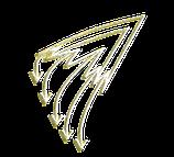 SIANA HAM - Herkunftsfrequenz Sternensaat (zum Hängen oder Kleben)