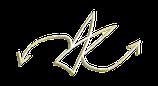 IDOS DIE ENNA - Herkunftsfrequenz Frequenz der Engel (zum Hängen oder Kleben)
