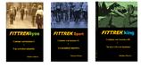 Tres libros FITTREK a elegir