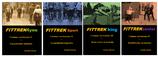 Los cuatro libros FITTREK