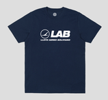 T-SHIRT LAB LLOYD AERO BOLIVIANO BOLIVIE