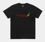 T-SHIRT ETHIOPIAN AIRLINES ETHIOPIE