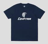 T-SHIRT EGYPTAIR EGYPTE