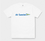 T-SHIRT AIR SWEDEN SUEDE