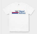 T-SHIRT NEPAL AIRLINES