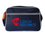 SAC MESSENGER CSA CZECH AIRLINES REPUBLIQUE TCHEQUE