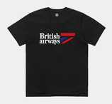 T-SHIRT BRITISH AIRWAYS ROYAUME UNI
