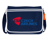 SAC CABINE CSA CZECH AIRLINES REPUBLIQUE TCHEQUE