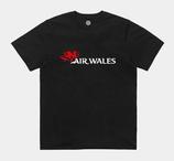 T-SHIRT AIR WALES PAYS DE GALLES - ROYAUME UNI