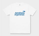 T-SHIRT AEROLINEAS ARGENTINAS ARGENTINE