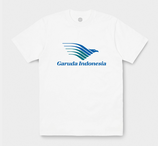 T-SHIRT GARUDA INDONESIA AIRLINES INDONESIE