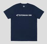 T-SHIRT ESTONIAN AIR ESTONIE