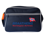 SAC MESSENGER BRAATHENS NORWEGIAN AIRLINES