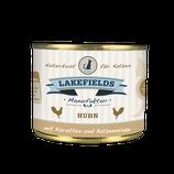 Lakefields Dosenfleisch-Menüs für Katzen