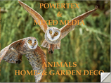 ONLINE PHOTO BOOK  - ANIMALS - HOME-& GARDEN DECO