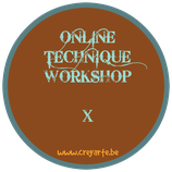 Online Technique Workshop X