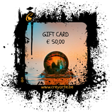 GIFT CARD - WAARDE-VALEUR-VALUE €50,00
