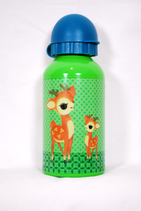 Waldtiere - Trinkflasche