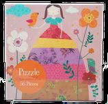 Princesse Lilas - Puzzle