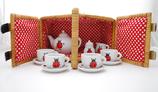 Ladybird - Puppen-Picknickkorb