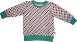 Bio Langarm-Shirt Tulpen