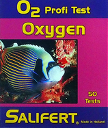Salifert Profi Test O2 Sauerstoff