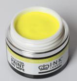 Paintgel Yellow Neon No Wipe (6ml)