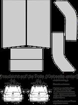 Heckfahrradträger VW Bus T5/T6
