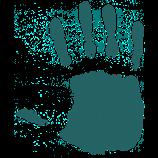 Handanalyse mit Fingerkuppen und Handlinien