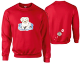 Child's Pawprint Jumper