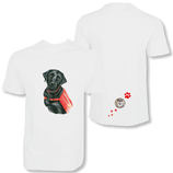 Child's Pawprint T-Shirt