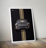 Poster Porsche 911 early 911