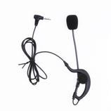 Headset bzw. Kopfhörer für Kommunikationssysteme für Schiedsrichter/in
