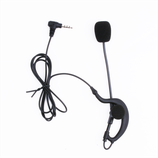 Headset for referees