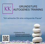 Audio CD Grundstufe Autogenes Training