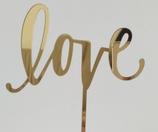 """Caketopper """"Love"""""""