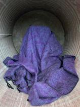 Nepal Decke - violett