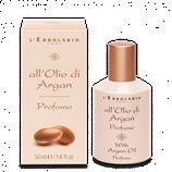 Profumo all'Olio di Argan - L'Erbolario